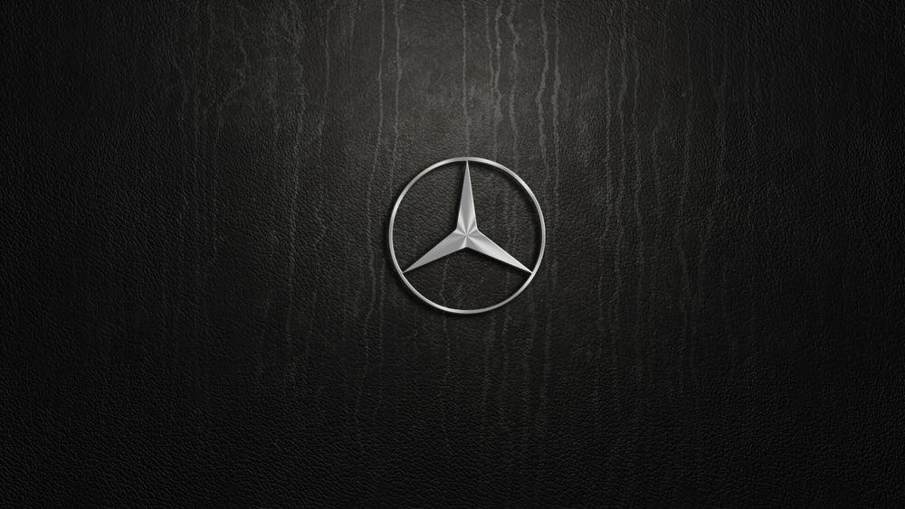 Mercedes 3d logo