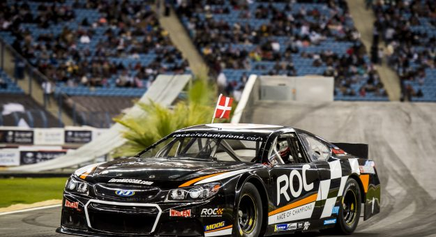 NWES Cars Shine At The Race Of Champions