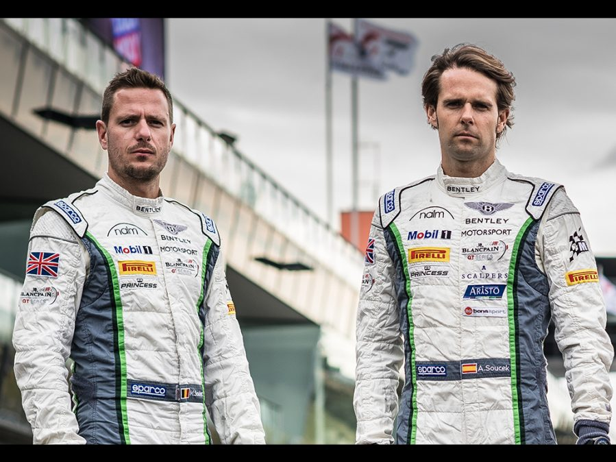 K-PAX Racing Signs Two Bentley M-Sport Drivers to its Roster