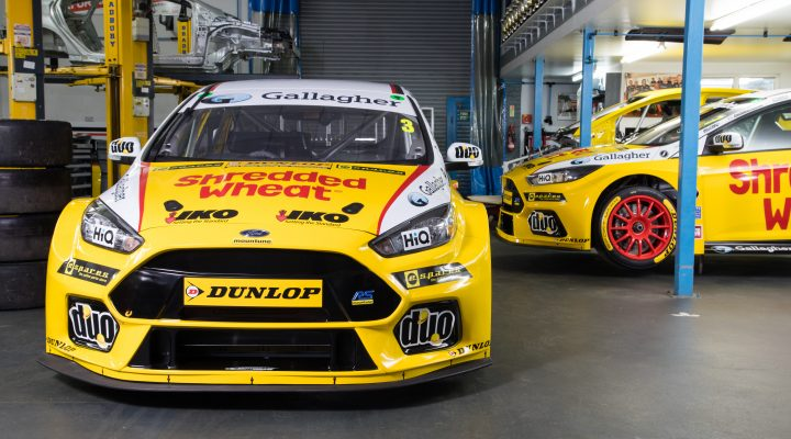 Tom Chilton concluded a deal with Team Shredded Wheat Racing with Gallagher back in December and immediately made his intentions for the forthcoming season clear – he'd be back fully-focussed and with one thing on his mind ahead of the 2018 campaign.