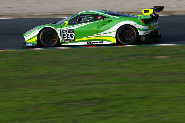 Rinaldi Racing target Blancpain GT Series Endurance Cup success