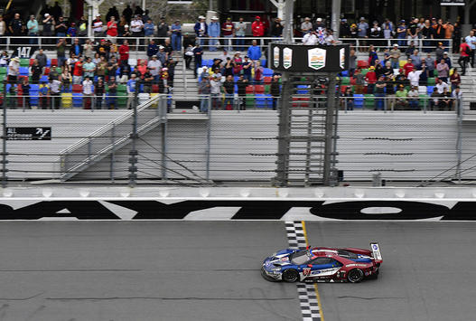 Chip Ganassi Racing Wins 200th Race with No