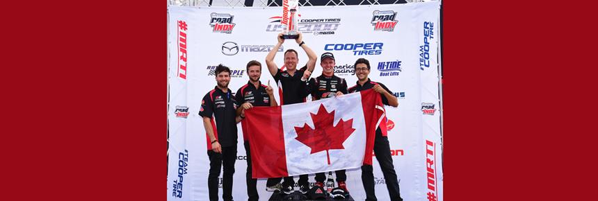 Exclusive Autosport Enters Pro Mazda with Parker Thompson