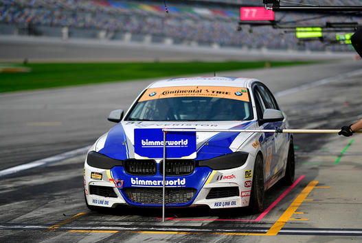 """""""Driver and Machine"""" Aligning Early for BimmerWorld Racing"""