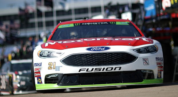 2018 team preview: Wood Brothers Racing