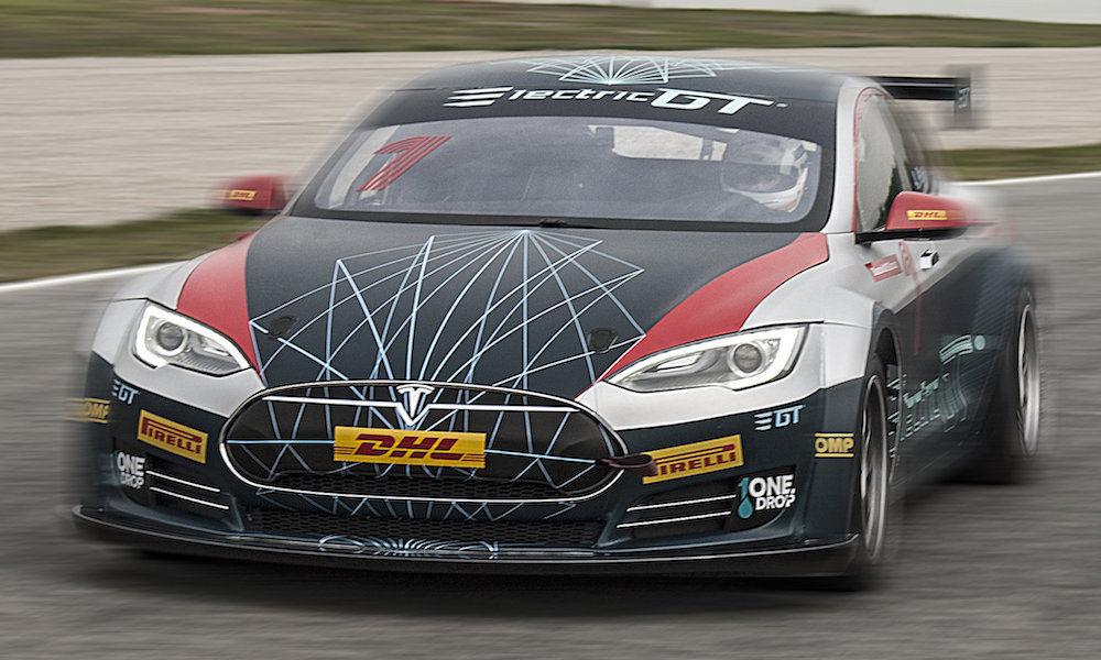 Electric Production Car Series Officially Sanctioned by FIA