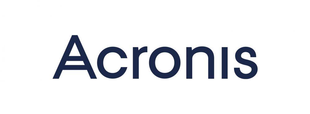 WILLIAMS MARTINI RACING and Acronis Announce Strategic Technology Partnership