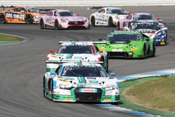 MONTAPLAST BY LAND-MOTORSPORT WITH STRONG SQUAD OF FOUR DRIVERS IN THE ADAC GT MASTERS