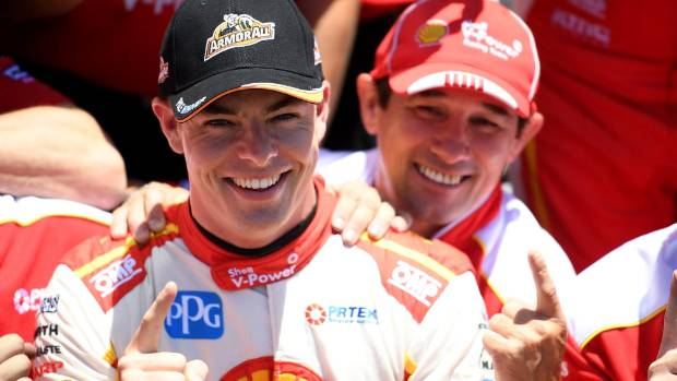Pressure on Scott McLaughlin as Supercars championships hits the starting grid