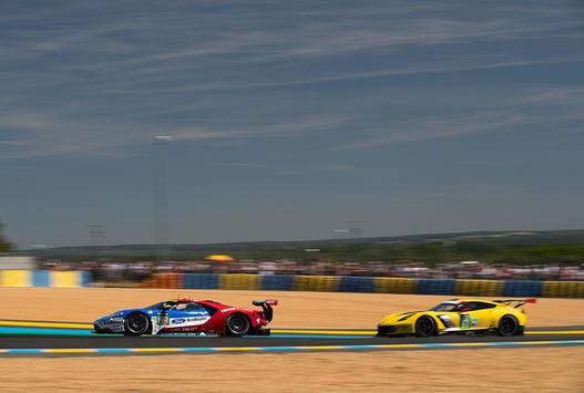 Seven IMSA WeatherTech SportsCar Championship Cars Set for 2018 Le Mans 24 Hours