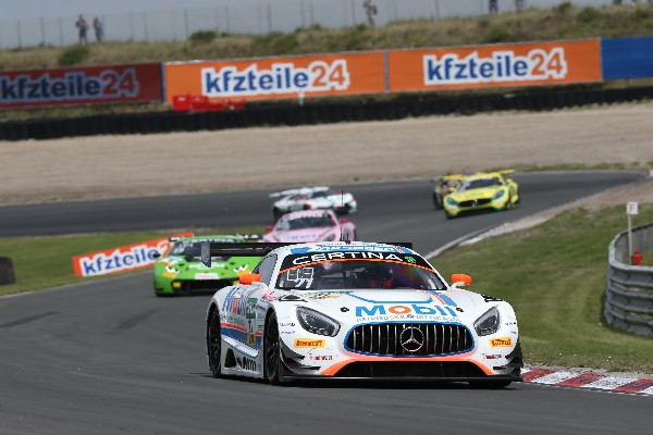 ZAKSPEED GO INTO THE 2018 ADAC GT MASTERS WITH SEBASTIAN ASCH AND LUCA STOLZ