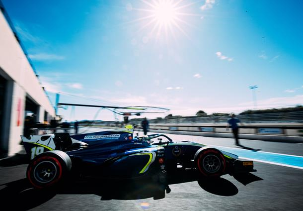 Norris keeps on shining on Day 2 of Le Castellet test