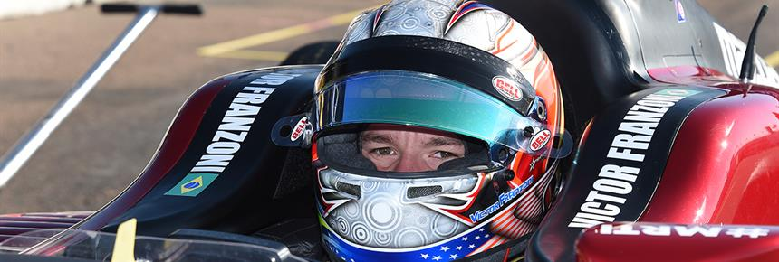 Franzoni Records Two Top-5 Finishes for Juncos Racing