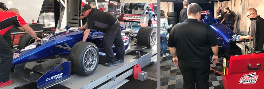Teams Jump in to Help Belardi Auto Racing Get Back on Track