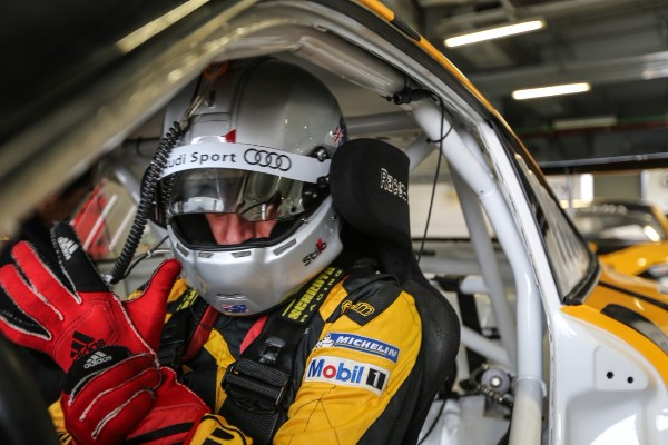 B-QUIK SET TO HIT THE TRACK IN ADELAIDE FOR AUDI R8 CUP OPENER