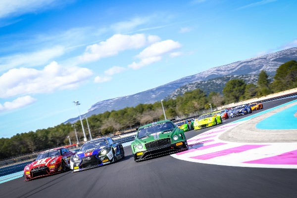 BLANCPAIN GT SERIES ANNOUNCES 2018 ENTRY LIST WITH 50 CARS REPRESENTING 11 MANUFACTURERS