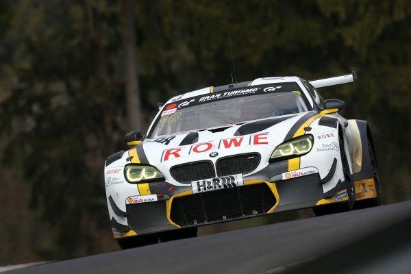 BMW TEAMS GET UNDERWAY IN THE NORDSCHLEIFE SEASON