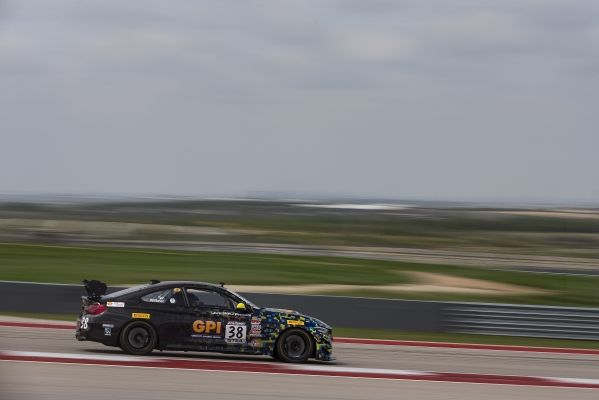 DOUBLE PWC PODIUM FOR THE BMW M4 GT4 IN AUSTIN