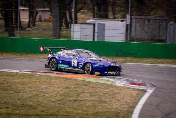 EMIL FREY JAGUAR RACING ENDS WINTER TEST PROGRAM WITH GT3 JAGUAR