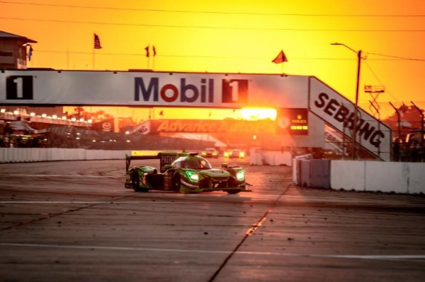 ESM CLAIMS OVERALL VICTORY AT TWELVE HOURS OF SEBRING