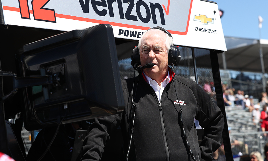 Penske  likes long-term prospects with his three drivers
