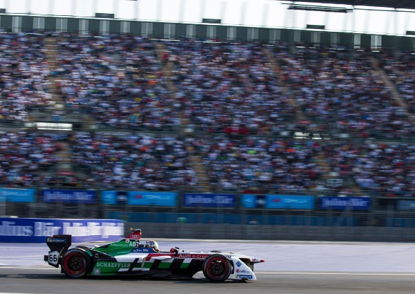 FOLLOWING VICTORY IN MEXICO: AUDI TRAVELS TO FORMULA E IN URUGUAY