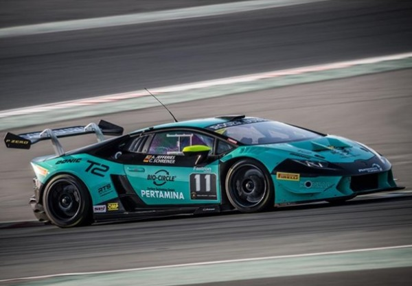 JEFFERIES AND SCHREINER WIN THE LAMBORGHINI SUPER TROFEO TITLE IN DUBAI