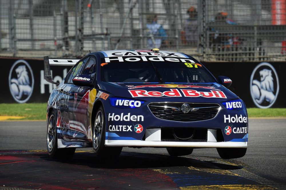 Motorsport: Decisive win for Shane van Gisbergen in Supercars opener