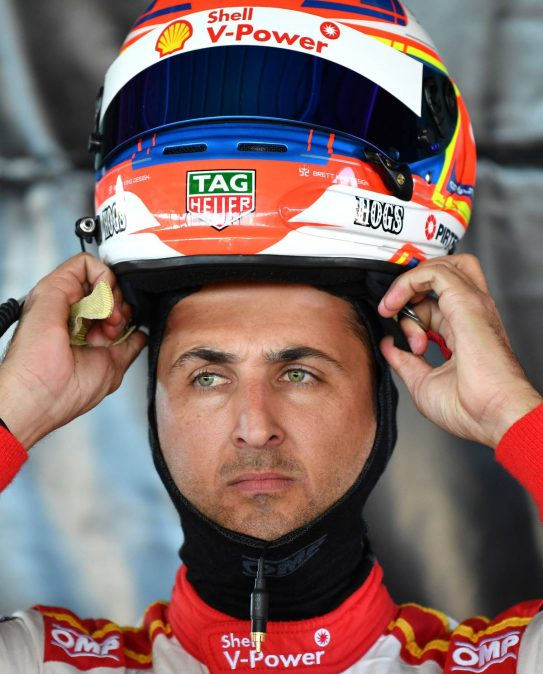 Motorsport: Fabian Coulthard's flying under radar