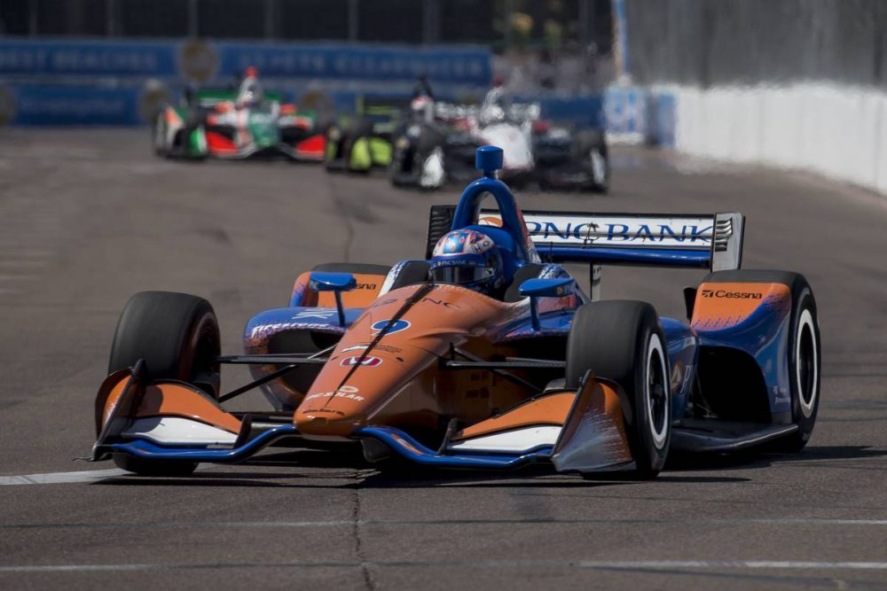 Motorsport: Indycars in New Zealand is a pipe dream