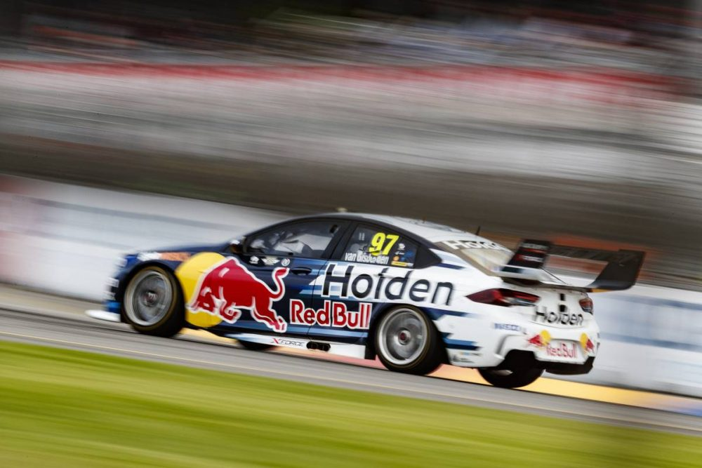 Motorsport: Kiwis open throttle on V8 season
