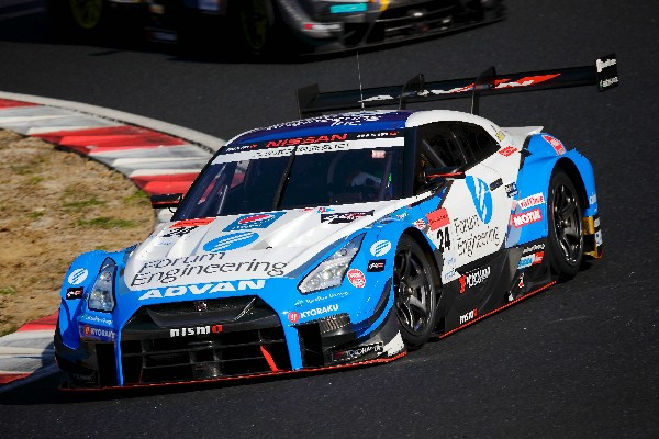 NISSAN READY FOR SUPER GT SEASON AFTER FINAL TEST AT FUJI SPEEDWAY