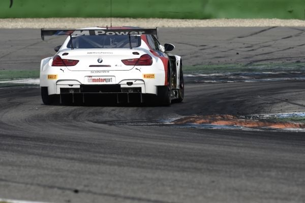 STONG TOGETHER: BMW TEAM SCHNITZER, TIMO SCHEIDER AND TWO BMW MOTORSPORT JUNIORS IN THE ADAC GT MASTERS