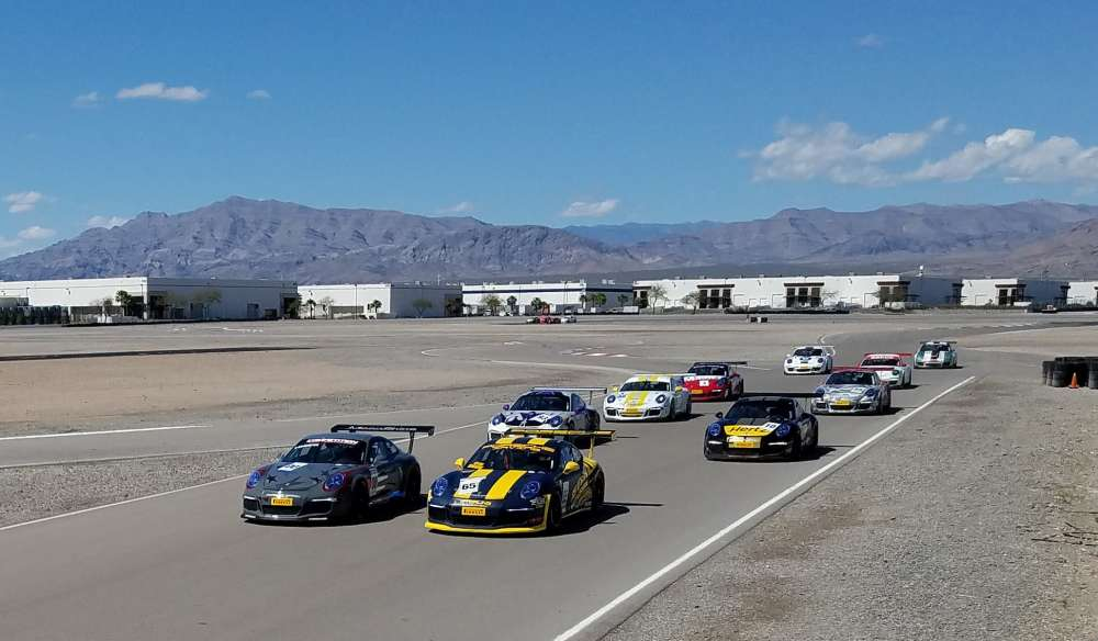 Woods, McAlister Take Overall Victories in the Pirelli Trophy West USA Race Two