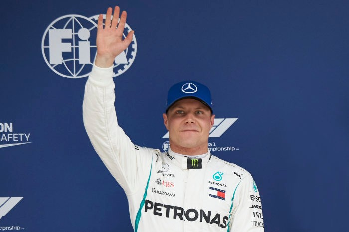 2018 Chinese Grand Prix – Saturday