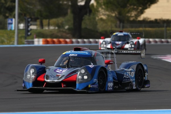 A SOLID START FOR UNITED AUTOSPORTS THREE-CAR LE MANS CUP SQUAD