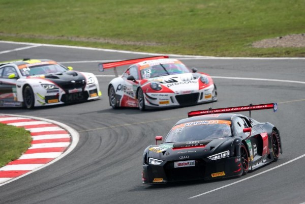 """AUDI DRIVER FILIP SALAQUARDA: """"MOST IS GOING TO BE A GREAT WEEKEND"""""""