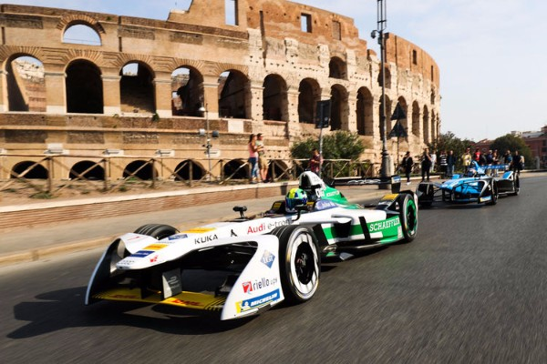 AUDI TO RACE ROME FOR THE FIRST TIME WITH FORMULA E