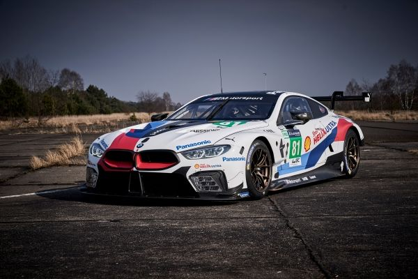 BMW M8 GTE MAKES FIA WEC DEBUT AT THE PROLOGUE