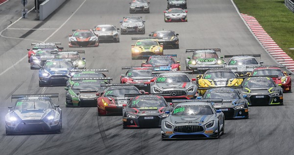 BOSI AND MARCIELLO SEAL BLANCPAIN GT SERIES ASIA RACE 2 VICTORY AT SEPANG