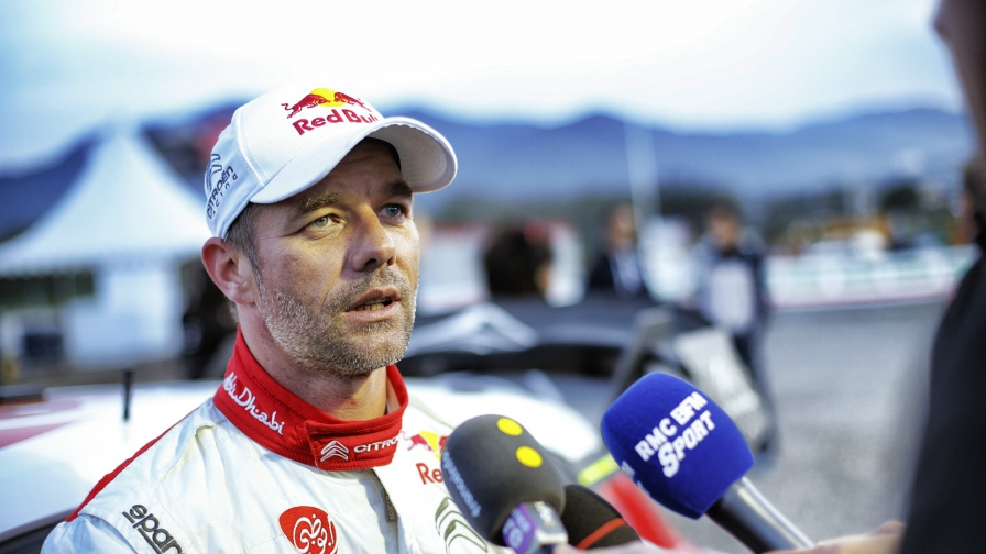 Loeb 'surprised' by Corsica crash