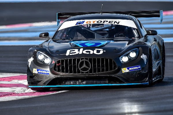 FERDINAND HABSBURG TO RACE IN THE GT OPEN WITH DRIVEX MERCEDES AMG