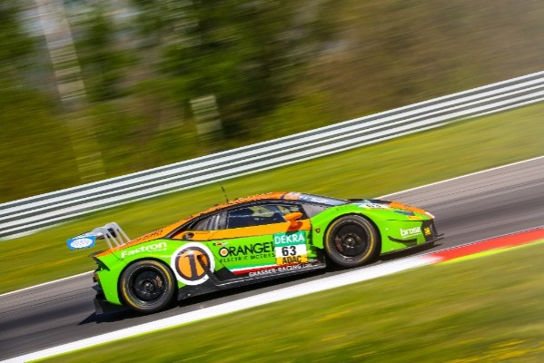 FIRST EXPERIENCE AND DISCOVERY AT MOST FOR GRT GRASSER RACING TEAM