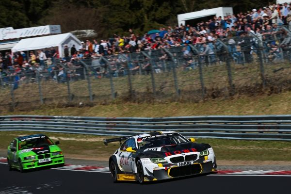 FIRST VICTORY OF THE SEASON FOR THE BMW M6 GT3 AT THE NURBURGRING-NORDSCHLEIFE