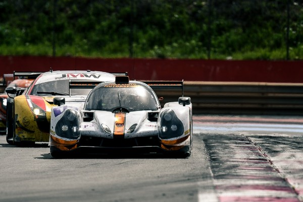 FLAWLESS RLR MSport RACES TO LONG AWAITED VICTORY IN ELMS 4 HOURS OF LE CASTELLET