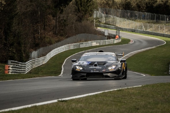GREAT CLASS VICTORY FOR NICO VERDONCK IN PREPARATION FOR THE 24 HOURS OF THE NURBURGRING