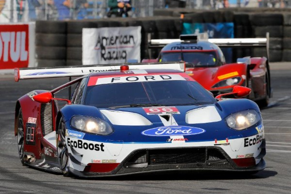 HAND TAKES GTLM POLE WITH RECORD LAST LAP AT LONG BEACH