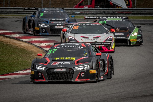 IMPRESSIVE TROPHY HAUL FOR AUDI CUSTOMERS IN BLANCPAIN GT SERIES ASIA SEASON OPENER