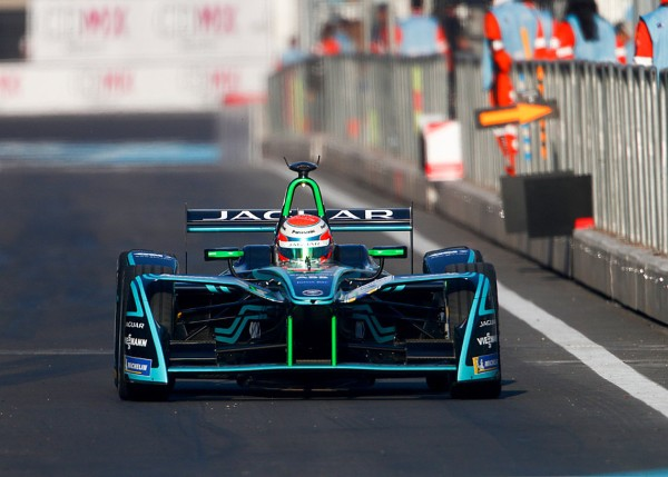 JAGUAR RACING HEAD TO PARIS WITH RENEWED CONFIDENCE