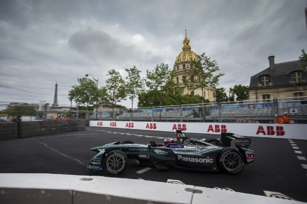 JAGUAR RACING LEAVE PARIS WITHOUT POINTS
